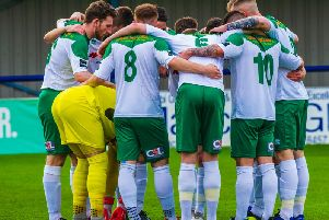 Bognor could not find a way past Whitehawk / Picture by Tommy McMillan