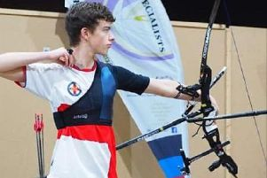 Jacob Boden has his sights set on the World Youth Championships later this year EMN-190425-191000002
