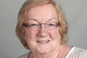 Pam Posnett, who is also a Melton borough councillor, has been elected chairman of Leicestershire County Council EMN-190515-155922001
