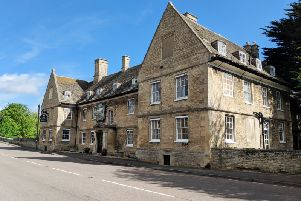 All this could be yours - if you have �1.4 million to spend on a 16th century hotel