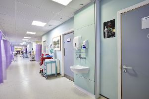 Southlands Hospital's completed work SUS-190613-123907001
