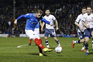 Ronan Curtis claims there is interest from other clubs for his services.