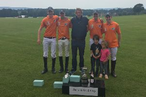 Sea Breeze - winners at Cowdray Park / Picture by Mark Beaumont
