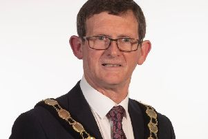 Council Chair Cllr Martin Kearney has condemned the vandalism.
