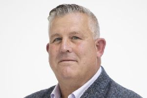 Keith Turner narrowly failed to win a seat in May's council elections