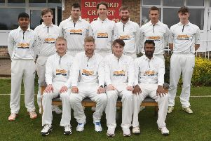 Sleaford CC First XI have made a perfect start to the season with five wins out of five. Picture: David Dawson EMN-190909-142102002