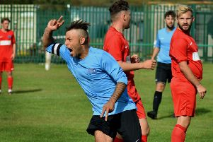 Captain Liam Ambrose continued his good scoring run in Asfordby's cup win EMN-190917-105336002