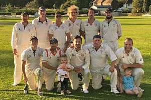 Thorpe Arnold First XI won 15 and lost just four of their 22 league matches this season EMN-190918-112824002