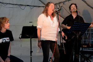 Live music as part of this year's Twyfest Rocks festival