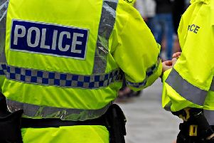 Police describe 101 as the non-emergecny number