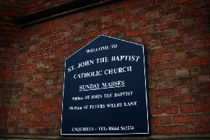 St John the Baptist Roman Catholic Church in Melton EMN-191115-091224001