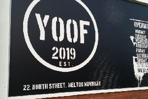 The new Yoof entertainment centre venue in North Street, Melton EMN-191119-161652001
