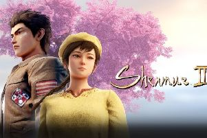 Shenmue 3 is out now