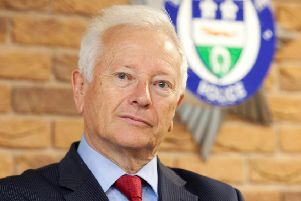 Lord Willy Bach, police and crime commissioner for Leicestershire EMN-200115-160343001