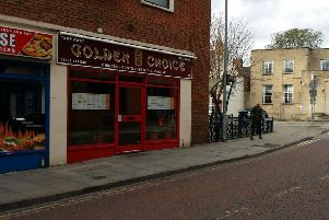 The Golden Choice Chinese takeaway in Melton EMN-200130-093443001