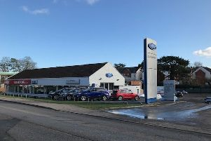 The Sandicliffe car dealership in Melton which is to close EMN-201202-123120001