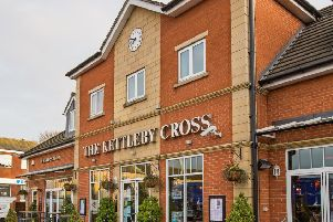 The Kettleby Cross, Melton PHOTO: Supplied
