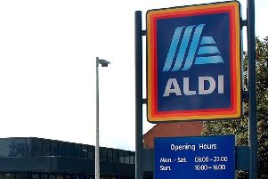 The Aldi store on Leicester Road, Melton EMN-200215-113353001