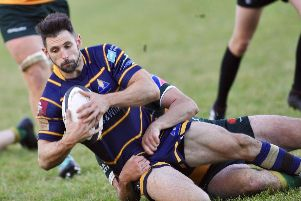 Worthing Raiders v Barnes. Picture by Stephen Goodger
