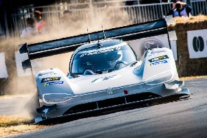 The Festival of Speed theme for 2019 is Speed Kings - Motorsport's Record Breakers