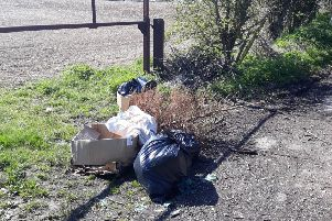 Rural Crime Team is tackling fly-tipping in Bedfordshire