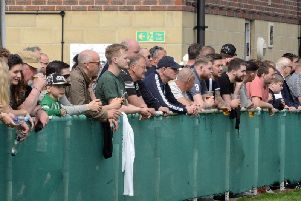Local fans flocked to see Chi City's title winners - now club bosses want plenty to keep on supporting the team / Picture by Kate Shemilt
