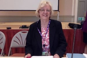 Eileen Lintill, new leader of Chichester District Council