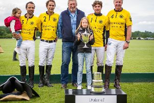 The Duke of Sutherland winners / Picture by Mark Beaumont