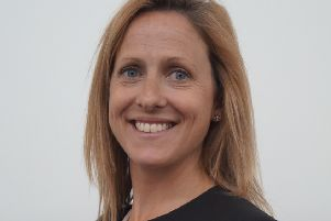 Headteacher of Chichester High School Joanne McKeown. January 2019 SUS-190801-155701001