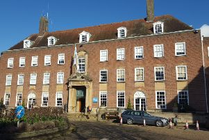 County Hall Chichester