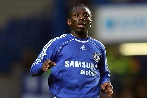 Shaun Wright-Phillips was a Pompey target.