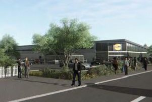 Residents are invited to the grand opening of the new Lidl store in Burgess Hill