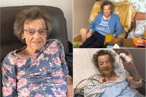 Thousands of tributes have poured in following the death of Northampton's 93-year-old Betty Munroe.