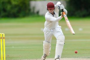 Louis Paul made 44 as Littlehampton secured their league status at Worthing. Picture by Stephen Goodger