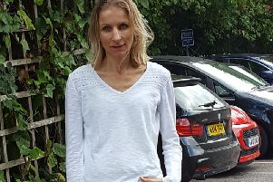 Kate Shillingford, 40, from Billingshurst, will be attempting a wing walk as a thank you to Petworth Cottage Nursing Home, which has helped her family through a difficult time.