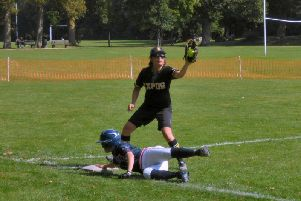 French softball teams vie for glory at Oaklands Park