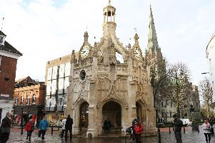 Chichester Market Cross. Photo: Derek Martin Photography
