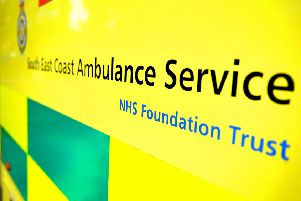 The South East Coast Ambulance Service (SECAmb) remains in special measures