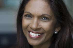 Gina Miller. Picture by Emma Freeman