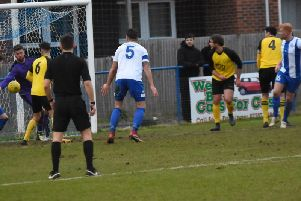 Tom Graves scores the winner on his return to the side. Picture by Grahame Lehkyj