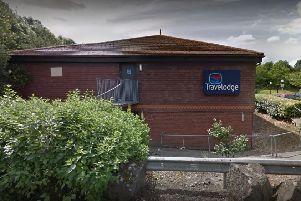 Travelodge in Hickstead. Picture: Google Street View