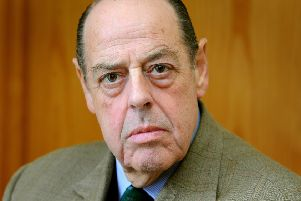 Mid Sussex MP Sir Nicholas Soames is Sir Winston Churchill's grandson