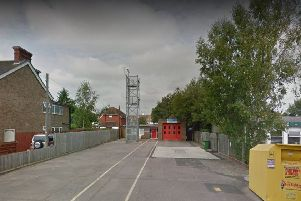 Hurstpierpoint Fire Station. Picture: Google Street View