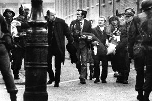 Thirteen people died on Bloody Sunday, with a 14th passing away five months later