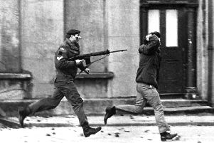 Soldiers were sent into the Bogside on January 30. 1972 in response to public disorder following a civil rights march