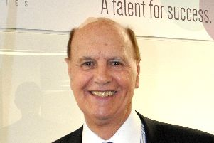Tony Berry, chairman of Berry Recruitment Group (BRG).