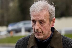 Michael McElhattaon, owner of The Greenvale Hotel in Cookstown