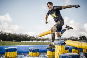 Rough Runner is a game show-inspired obstacle course event based on TV's most iconic challenge shows, including Total Wipeout, Ninja Warrior and Gladiators