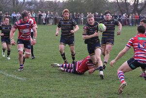 Jack Forrest. Tonbridge Juddians v Worthing Raiders. Picture by Colin Coulson