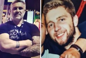From left to right: Daniel Poole and Liam Poole. Picture courtesy of Sussex Police